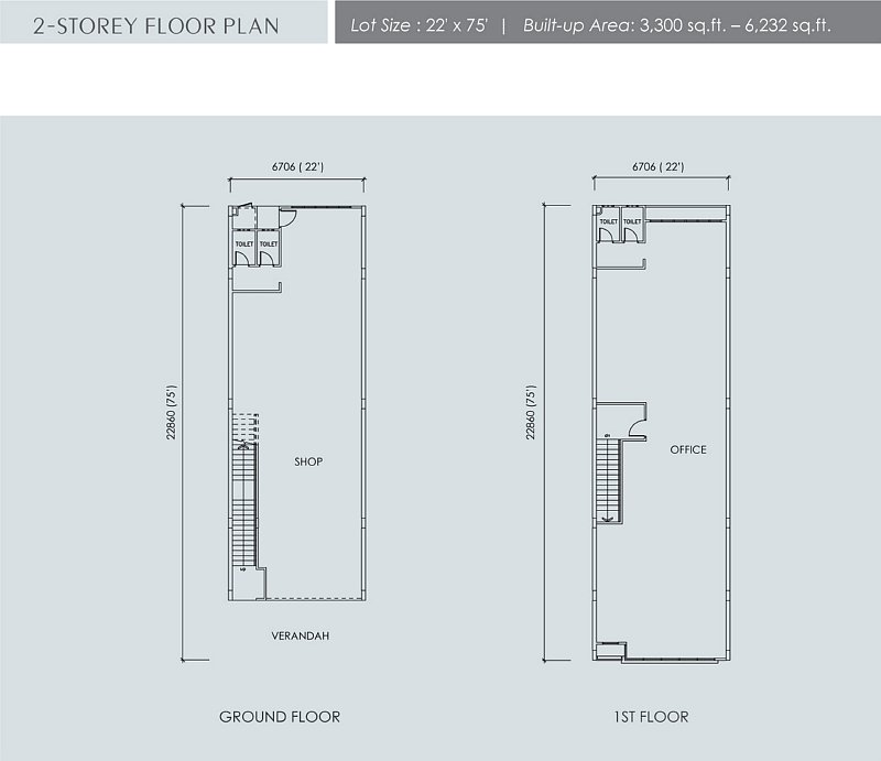 Dataran larkin My floor plan